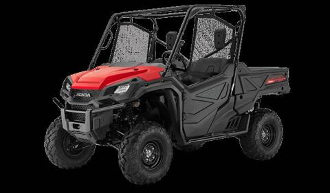 2020 Honda Pioneer 1000 for sale at Honda West in Dickinson ND