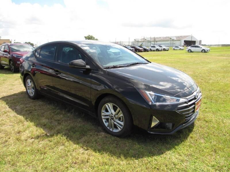 2020 Hyundai Elantra SEL IVT - Houston TX