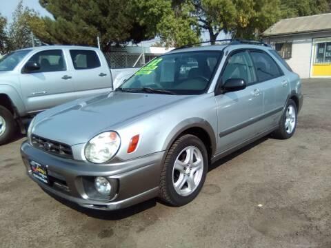 2002 Subaru Impreza for sale at Larry's Auto Sales Inc. in Fresno CA