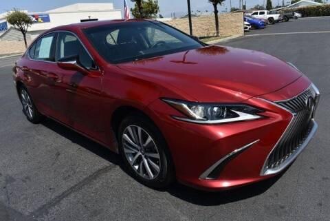 2019 Lexus ES 350 for sale at DIAMOND VALLEY HONDA in Hemet CA