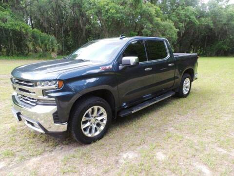 2019 Chevrolet Silverado 1500 for sale at TIMBERLAND FORD in Perry FL