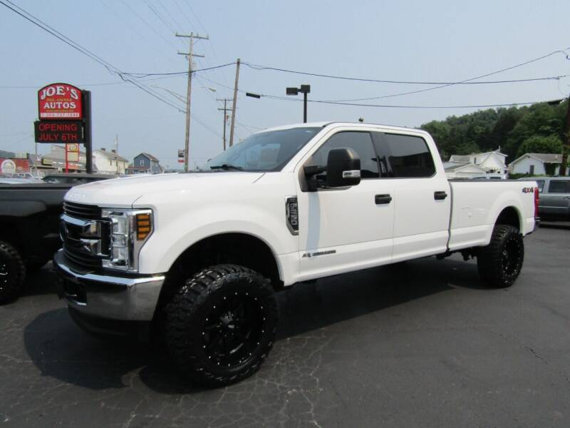 2018 Ford F-250 Super Duty for sale at Joe's Preowned Autos 2 in Wellsburg WV