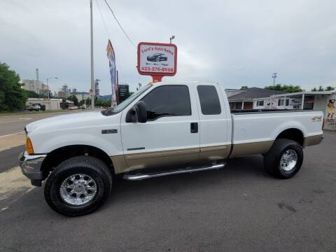 2001 Ford F-350 Super Duty for sale at Ford's Auto Sales in Kingsport TN