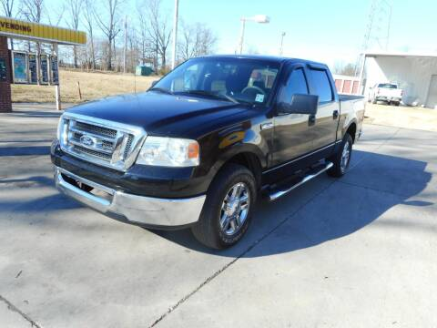 2007 Ford F-150 for sale at Cooper's Wholesale Cars in West Point MS