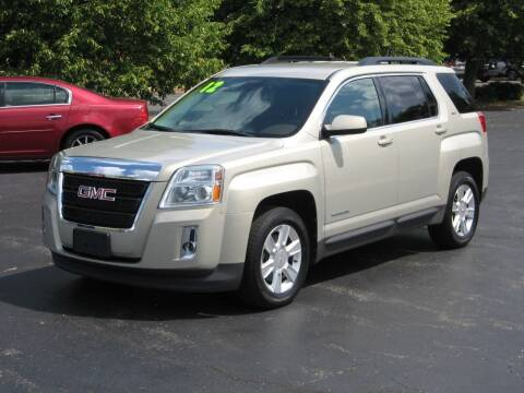 2012 GMC Terrain for sale at Rochelle Motor Sales INC in Rochelle IL