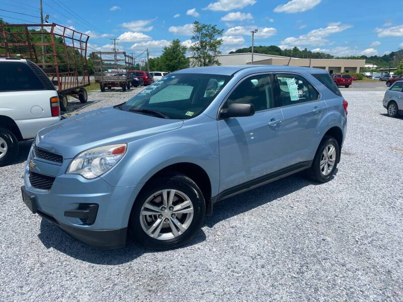 2015 Chevrolet Equinox for sale at Bailey's Auto Sales in Cloverdale VA