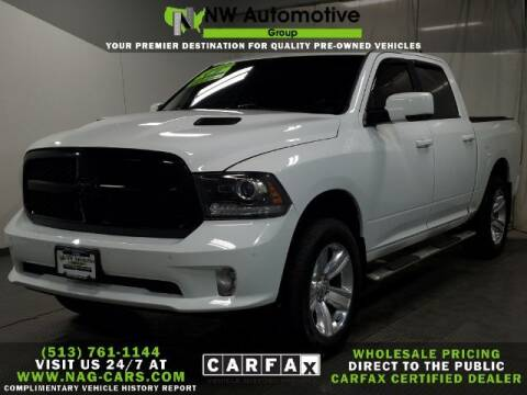 2015 RAM Ram Pickup 1500 for sale at NW Automotive Group in Cincinnati OH