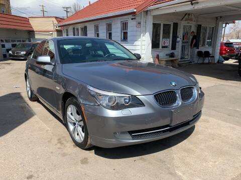 2010 BMW 5 Series for sale at STS Automotive in Denver CO