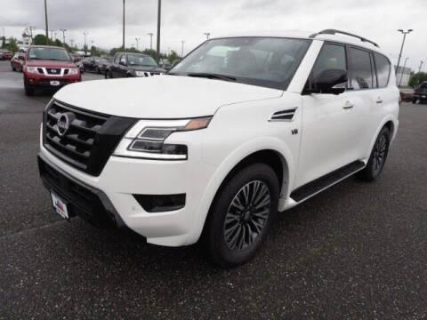 2021 Nissan Armada for sale at Karmart in Burlington WA