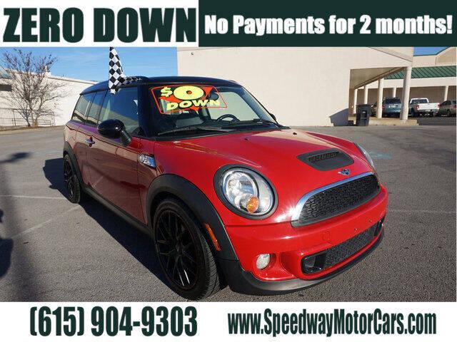 2013 MINI Clubman for sale at Speedway Motors in Murfreesboro TN