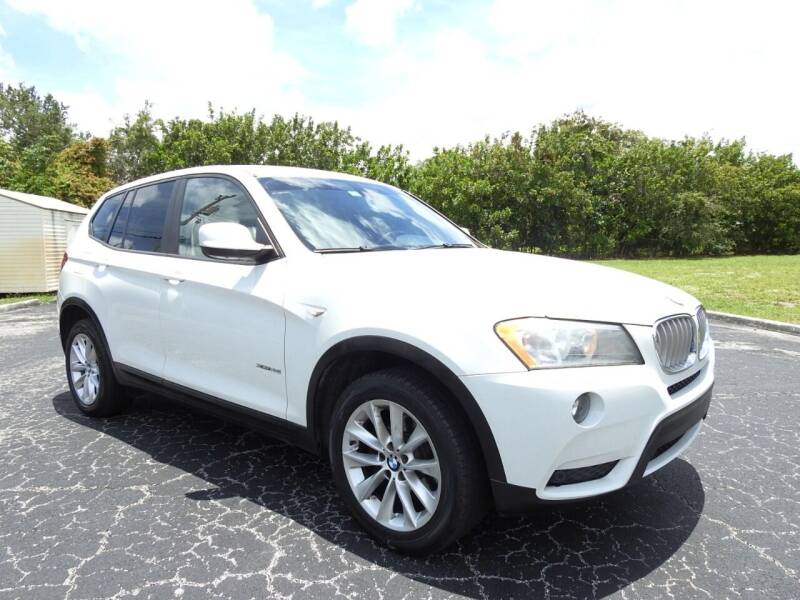 2014 BMW X3 for sale at SUPER DEAL MOTORS 441 in Hollywood FL