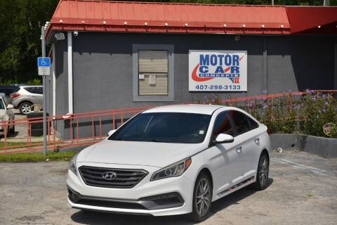 2015 Hyundai Sonata for sale at Motor Car Concepts II - Kirkman Location in Orlando FL