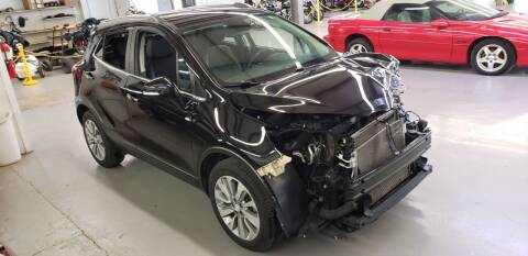 2018 Buick Encore for sale at Adams Enterprises in Knightstown IN
