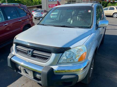 2003 Honda Pilot for sale at Right Place Auto Sales in Indianapolis IN