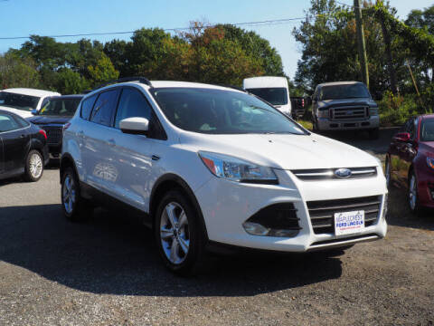 2014 Ford Escape for sale at MAPLECREST FORD LINCOLN USED CARS in Vauxhall NJ