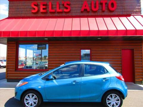 2012 Mazda MAZDA2 for sale at Sells Auto INC in Saint Cloud MN