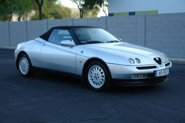 1996 Alfa Romeo Spider for sale at Arizona Classic Car Sales in Phoenix AZ