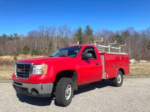 2010 GMC C/K 3500 Series for sale at Bay Road Trucks in Rowley MA