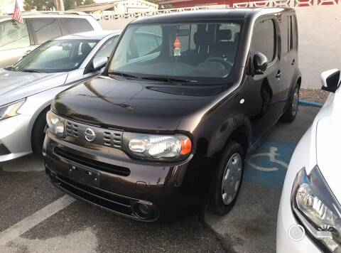 2013 Nissan cube for sale at CASH OR PAYMENTS AUTO SALES in Las Vegas NV