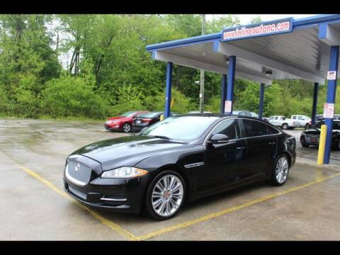 2014 Jaguar XJL for sale at Inline Auto Sales in Fuquay Varina NC