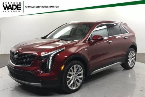 2019 Cadillac XT4 for sale at Stephen Wade Pre-Owned Supercenter in Saint George UT