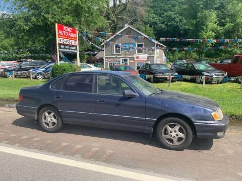 1998 Toyota Avalon for sale at Korz Auto Farm in Kansas City KS