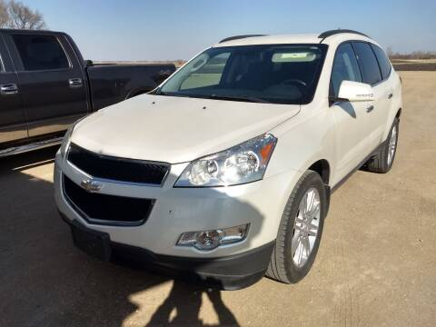 2011 Chevrolet Traverse for sale at RDJ Auto Sales in Kerkhoven MN