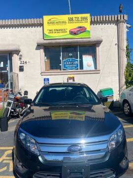 2010 Ford Fusion for sale at Budget Auto Deal and More Services Inc in Worcester MA