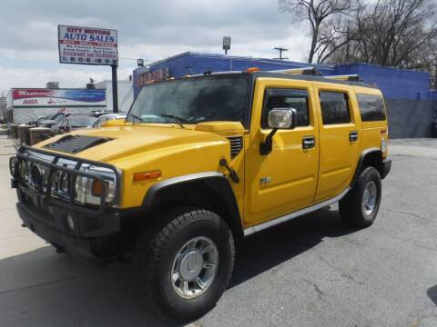 2003 HUMMER H2 for sale at City Motors Auto Sale LLC in Redford MI