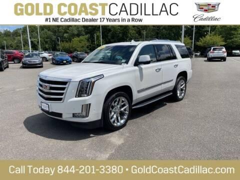 2018 Cadillac Escalade for sale at Gold Coast Cadillac in Oakhurst NJ