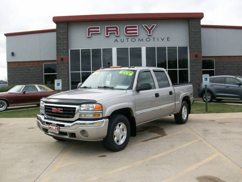 2004 GMC Sierra 1500 for sale at Frey Automotive in Muskego WI