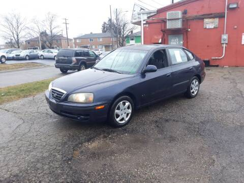2005 Hyundai Elantra for sale at Flag Motors in Columbus OH