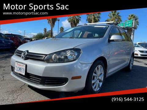 2012 Volkswagen Jetta for sale at Motor Sports Sac in Sacramento CA