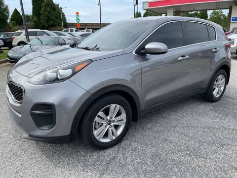 2019 Kia Sportage for sale at Modern Automotive in Boiling Springs SC
