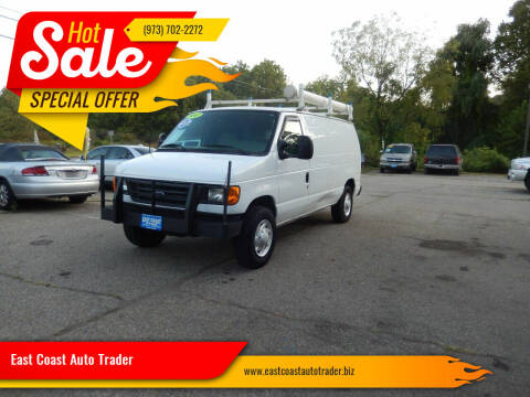 2007 Ford E-Series Cargo for sale at East Coast Auto Trader in Wantage NJ