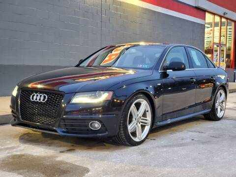 2012 Audi A4 for sale at FAYAD AUTOMOTIVE GROUP in Pittsburgh PA