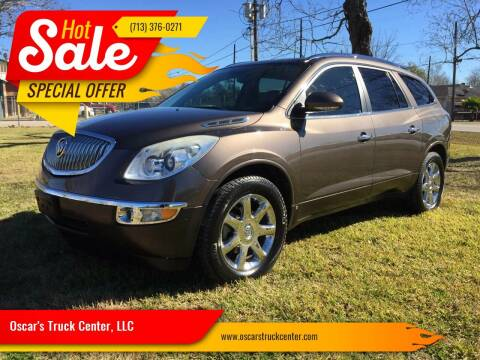 2008 Buick Enclave for sale at Oscar's Truck Center, LLC in Houston TX