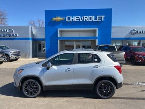 2021 Chevrolet Trax for sale at Finley Motors in Finley ND