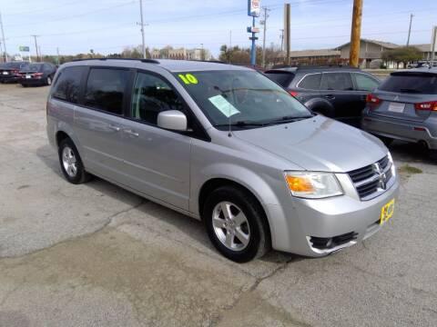 2010 Dodge Grand Caravan for sale at Regency Motors Inc in Davenport IA