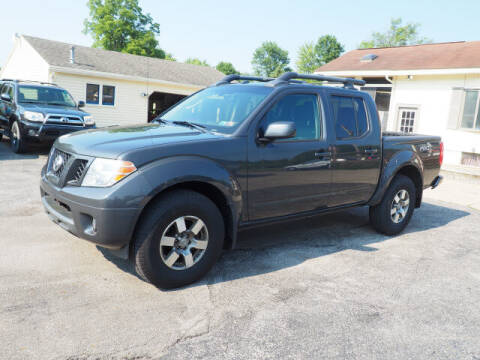 2011 Nissan Frontier for sale at Lou Ferraras Auto Network in Youngstown OH