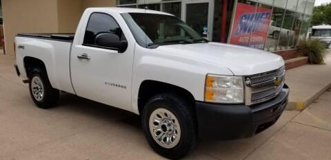 2013 Chevrolet Silverado 1500 for sale at Swift Auto Center of North Platte in North Platte NE