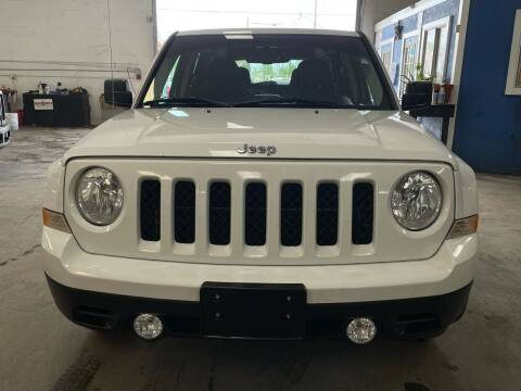 2016 Jeep Patriot for sale at Ricky Auto Sales in Houston TX