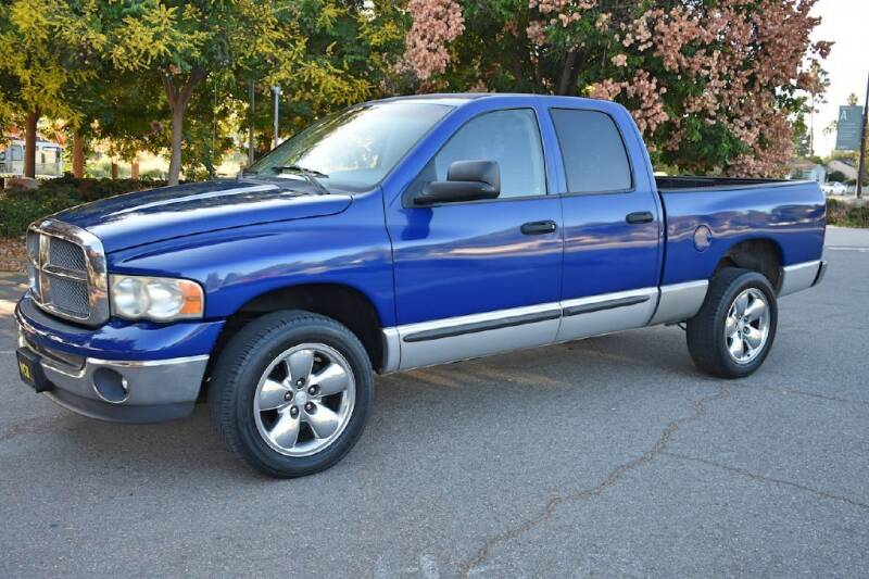 2002 Dodge Ram Pickup 1500 for sale at VCB INTERNATIONAL BUSINESS in Van Nuys CA
