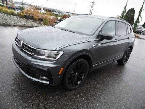 2021 Volkswagen Tiguan for sale at Karmart in Burlington WA