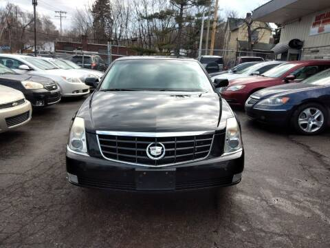 2011 Cadillac DTS for sale at Six Brothers Auto Sales in Youngstown OH