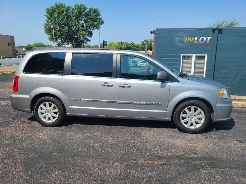 2014 Chrysler Town and Country for sale at THE LOT in Sioux Falls SD
