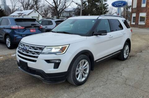 2018 Ford Explorer for sale at Union Auto in Union IA