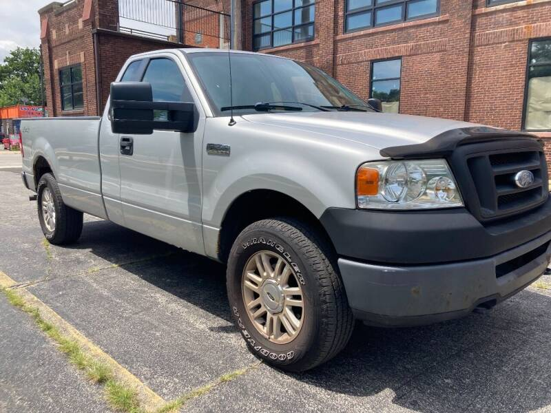 2008 Ford F-150 for sale at 540 AUTO SALES in Chicago IL