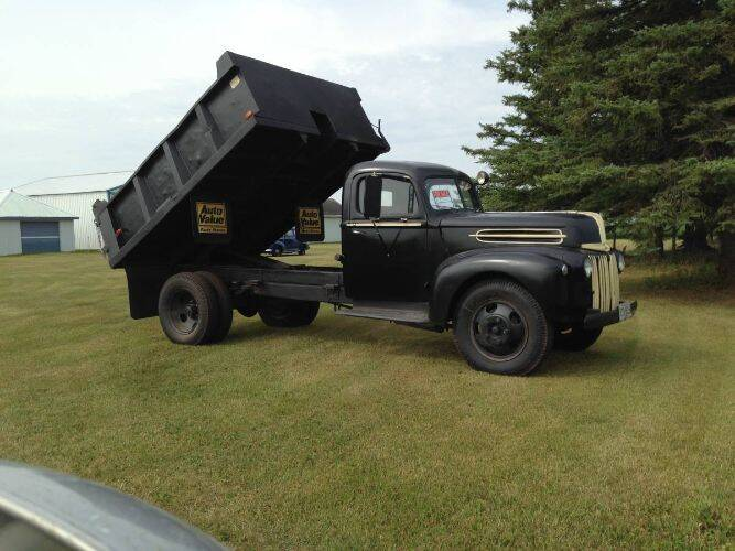 1942 Ford F-150 for sale in Cadillac, MI