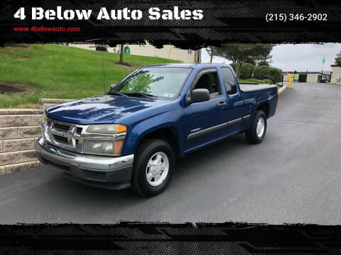 2006 Isuzu i-Series for sale at 4 Below Auto Sales in Willow Grove PA